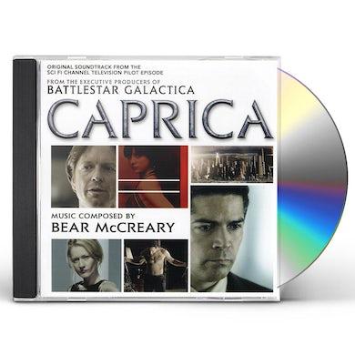 Bear McCreary CAPRICA / Original Soundtrack CD