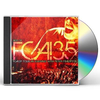 Peter Frampton BEST OF FCA: 35 TOUR CD