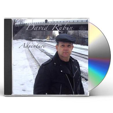 David Rubin ADVENTURE CD