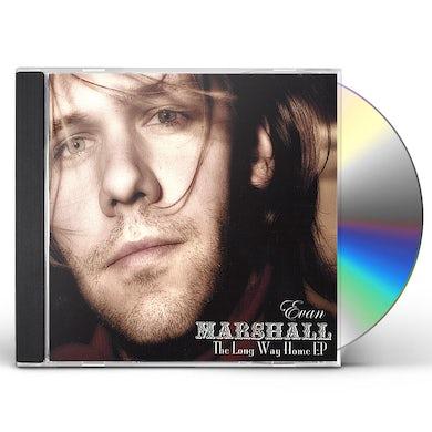 Evan Marshall LONG WAY HOME EP CD