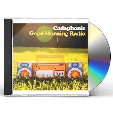 Codaphonic GOOD MORNING RADIO CD