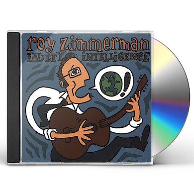 Roy Zimmerman FAULTY INTELLIGENCE CD