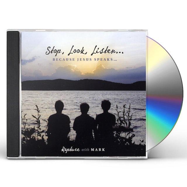 Rapture STOP LOOK LISTEN CD
