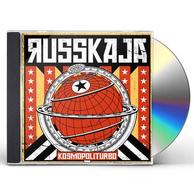 Russkaja KOSMOPOLITURBO CD