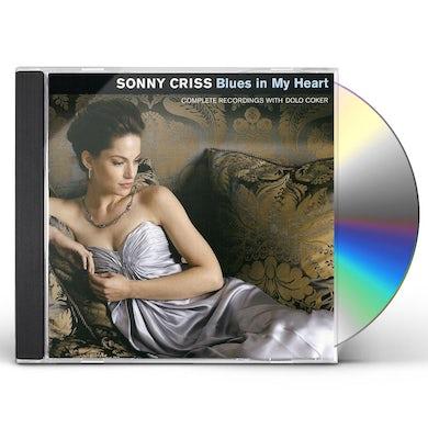 Sonny Criss BLUES IN MY HEART CD