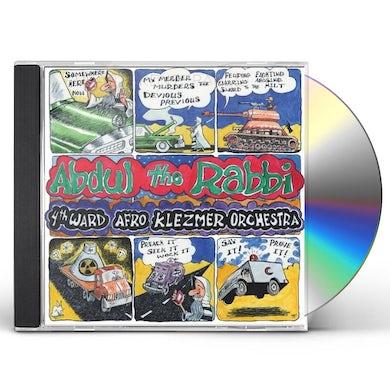 4Th Ward Afro Klezmer Orchestra ABDUL THE RABBI CD