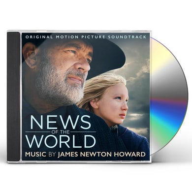 James Newton Howard News Of The World / Original Soundtrack CD