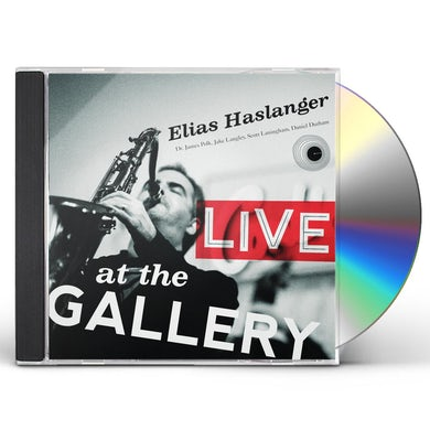 Elias Haslanger LIVE AT THE GALLERY CD