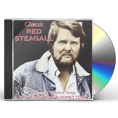 CLASSIC RED STEAGALL CD