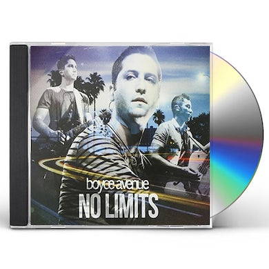 Boyce Avenue NO LIMITS CD