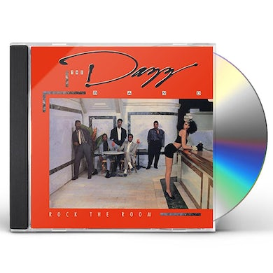 Dazz Band ROCK THE ROOM CD
