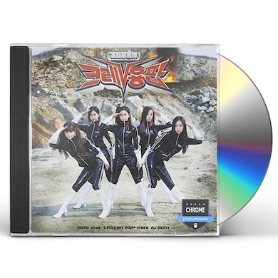 Crayon Pop FM CD