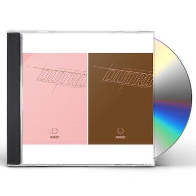 HIGHLIGHT SPECIAL ALBUM: OUTRO (RANDOM VERSION) CD