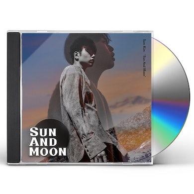 SAM KIM VOL 1: SUN & MOON CD