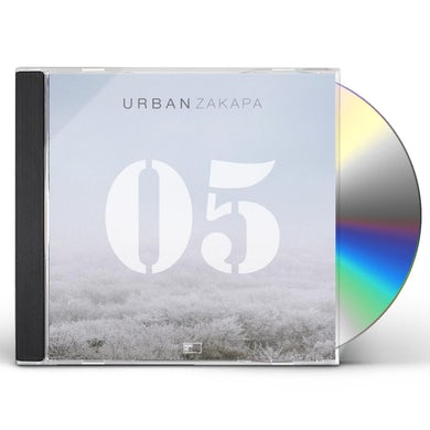 Urban Zakapa VOL 5: 05 CD