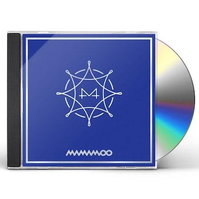 MAMAMOO BLUE;S CD