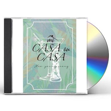 Heo Young Saeng MI CASA SU CASA CD
