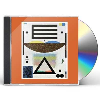 Frog Eyes PICKPOCKET'S LOCKET CD