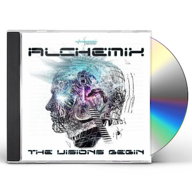 Alchemix VISIONS BEGIN CD