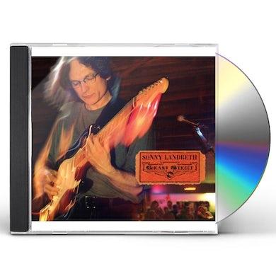 Sonny Landreth GRANT STREET CD
