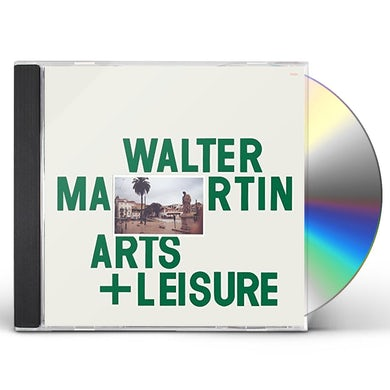 Walter Martin ARTS & LEISURE CD