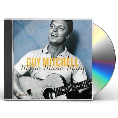 Guy Mitchell MUSIC MUSIC MUSIC CD