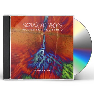 David Cain SOUNDTRACKS: MOVIES FOR YOUR MIND CD