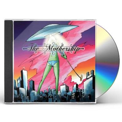 Mothership TEN MILES WIDE CD
