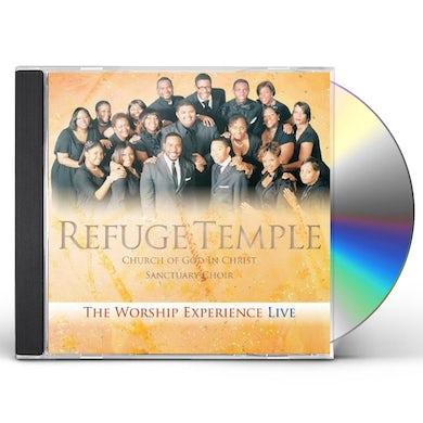 Refuge Temple Cogic Sanctuary Choir WORSHIP EXPERIENCE LIVE CD