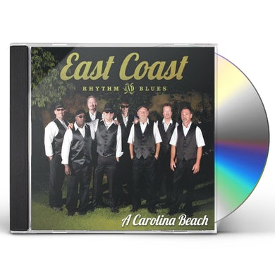 East Coast Rhythm & Blues CAROLINA BEACH CD