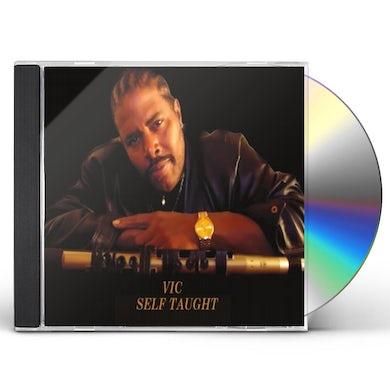 Vic SELF TAUGHT CD