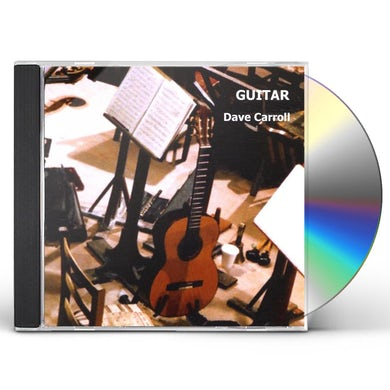 Dave Carroll GUITAR CD