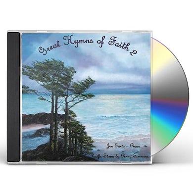 Jon Sarta GREAT HYMNS OF FAITH 2 CD