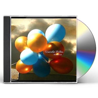 Samantha Mollen BOOMBOX EP CD