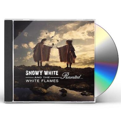 Snowy White REUNITED CD