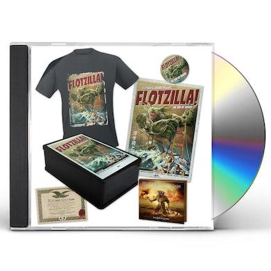 Flotsam & Jetsam THE END OF CHAOS (L SHIRT) CD