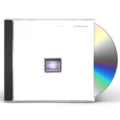 K. Leimer THE LISTENING ROOM REMASTERED CD