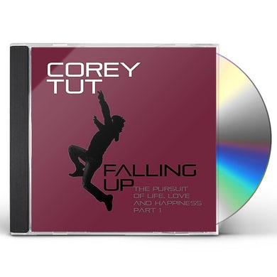 Corey TuT FALLING UP: THE PURSUIT OF LIFE LOVE & HAPPINESS P CD