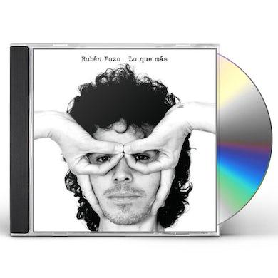 Ruben Pozo LO QUE MAS CD