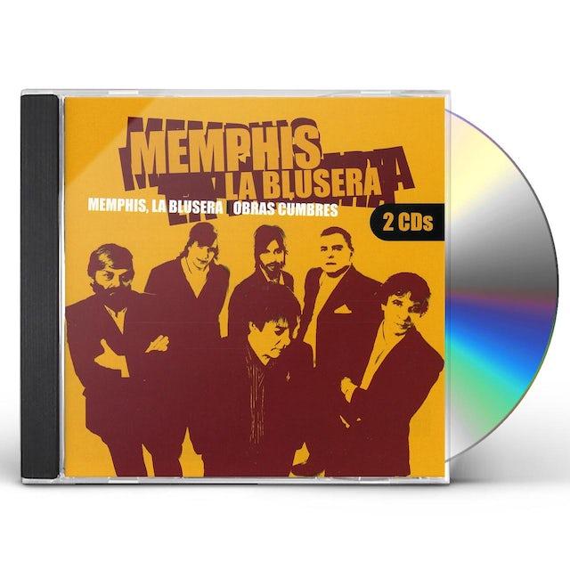 Memphis la blusera OBRAS CUMBRES CD