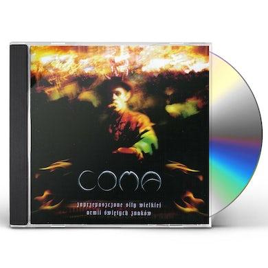Coma ZAPRZEPASZCZONE SILY WIELKIEJ ARMII CD
