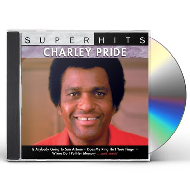 Charley Pride SUPER HITS CD