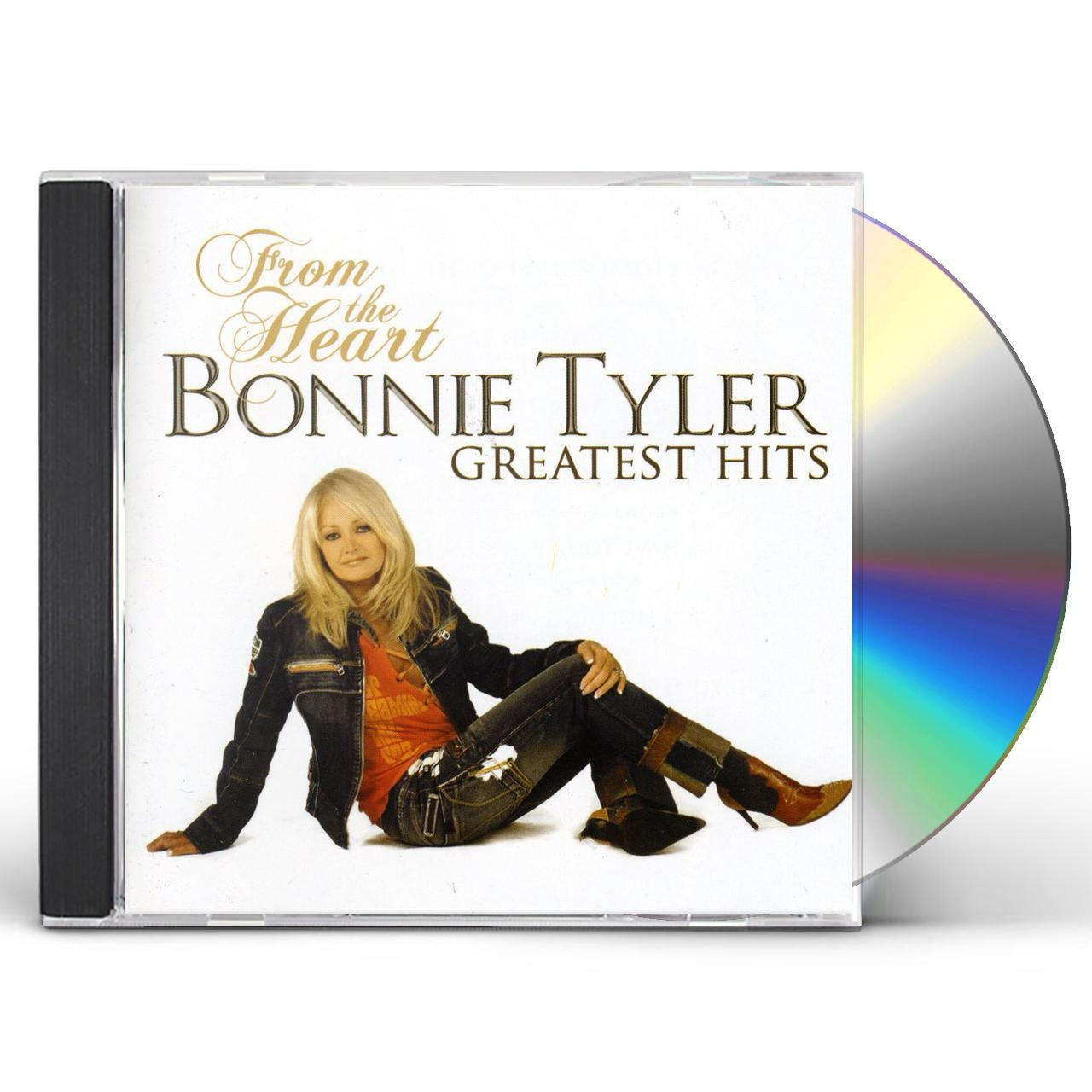 Bonnie Tyler FROM THE HEART: GREATEST HITS CD