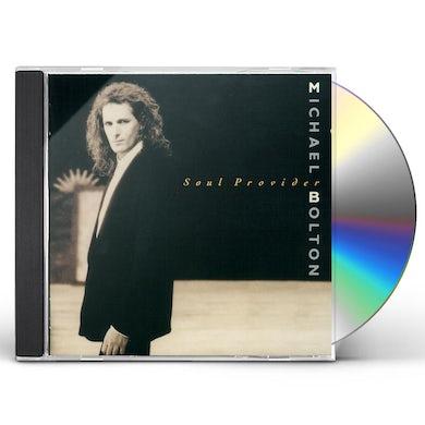 Michael Bolton SOUL PROVIDER CD