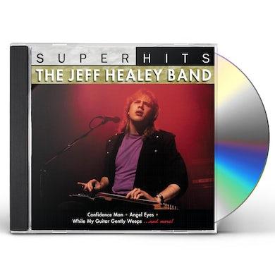 Jeff Healey Super Hits CD