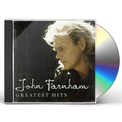 John Farnham GREATEST HITS CD