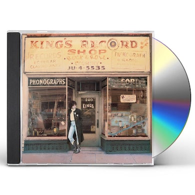 Rosanne Cash KINGS RECORD SHOP CD