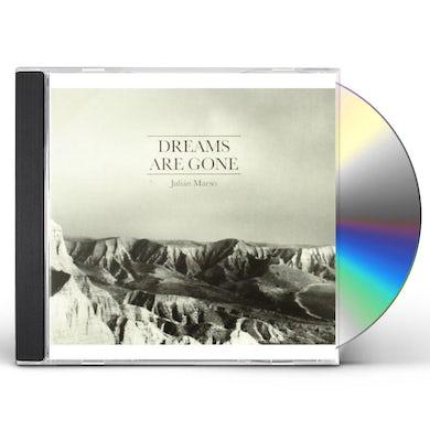 Julian Maeso DREAMS ARE GONE CD