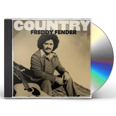 COUNTRY: FREDDY FENDER CD