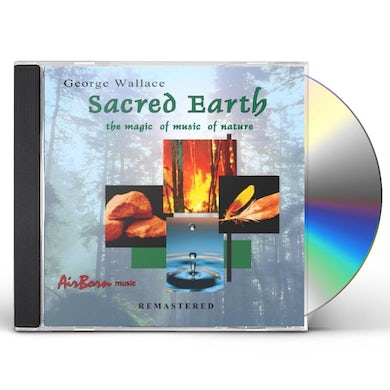 SACRED EARTH (REMASTERED) CD